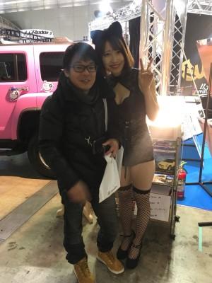 2018 東京オートサロン_180118_0115